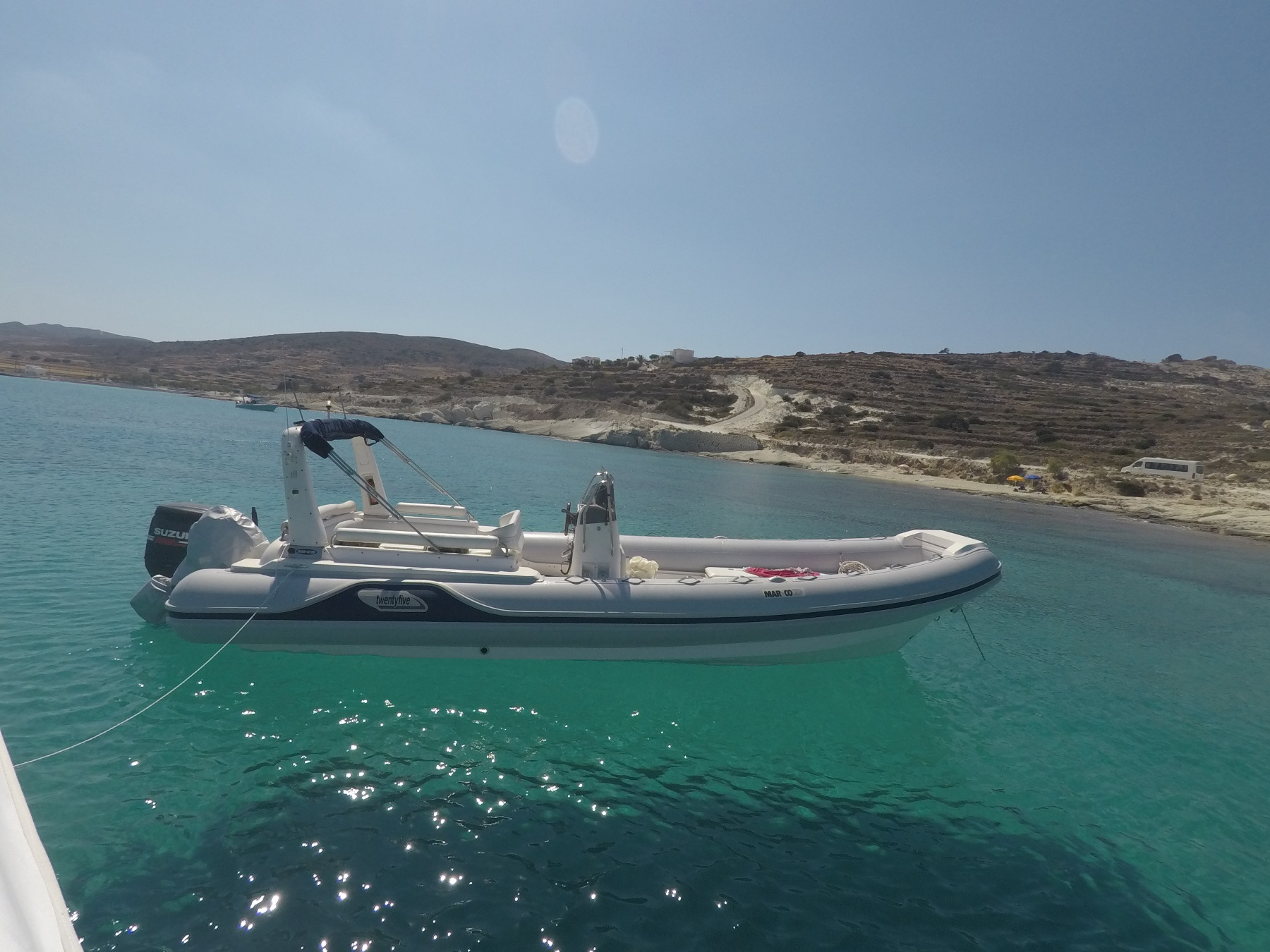 VIP SPEED BOAT TOUR TO KLEFTIKO AND / OR POLYEGOS